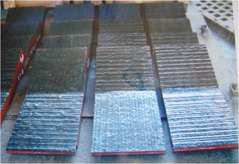 Wear Plate Manufacturers High Alumina Ceramics Wear